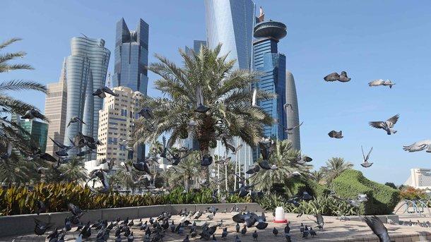 Руководитель МИД Катара считает критику Трампа странной