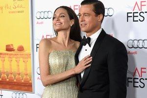Анджелина Джоли и Брэд Питт смогли прийти к согласию ради детей