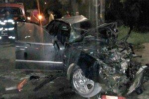 Смертельное ДТП в Черновицкой области: пассажирский автобус столкнулся с легковушкой