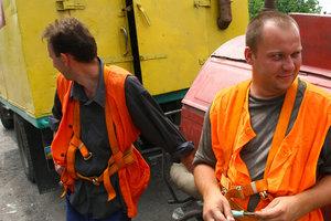 В Киеве на три месяца частично перекроют улицу в центре Киева