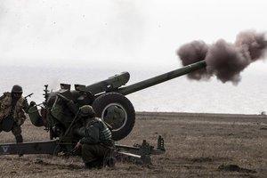Боевики обстреливали жилой сектор Зайцево и позиции ВСУ из запрещенного вооружения