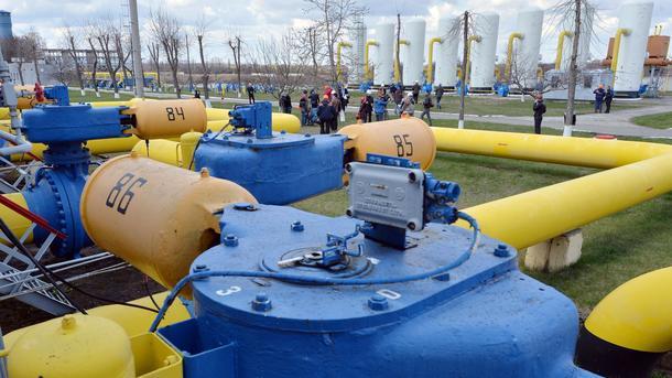 Зафиксирован рекордный объем транзита российского газа запоследние пять лет