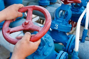 Россия рекордно увеличила транзит газа через Украину