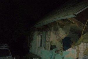 Под Киевом прогремел сильный взрыв в частном доме: часть здания развалилась