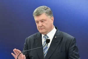"""Порошенко прокомментировал газовый контракт Тимошенко: """"Преступная подпись"""""""