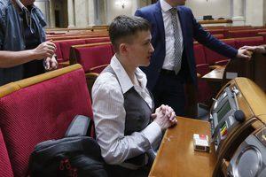 Савченко не поддержала курс Украины в НАТО