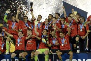 Сборная Мексики назвала состав на Кубок Конфедераций