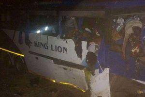 В Зимбабве разбился пассажирский автобус, 45 человек погибли