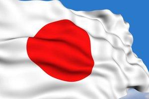 Самолет японских ВВС потерял управление перед взлетом и съехал с полосы
