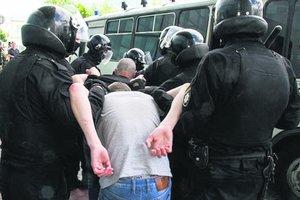 Харьков готовят к боксерскому Евро: полиция отрабатывает разгон хулиганов, в ХОГА опасаются диверсий