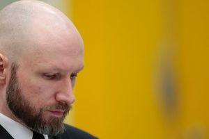 Норвежский террорист Брейвик официально сменил имя