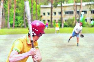 Где поиграть в софтбол в Днепре