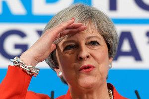 Итоги выборов в Великобритании можно считать тактическим проигрышем Мэй - политолог