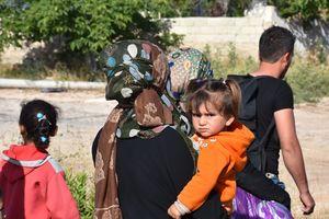 В сирийской Ракке погибли 25 детей - ЮНИСЕФ