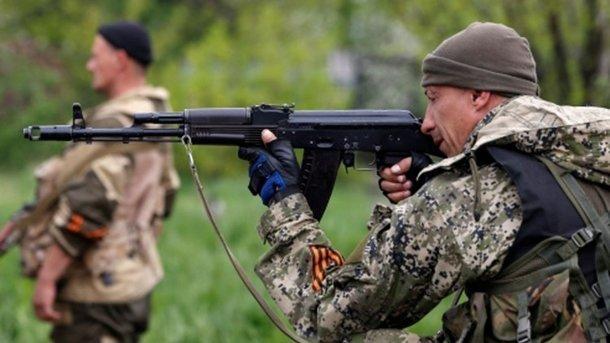 Боевики изартиллерии обстреляли Красногоровку— штаб АТО