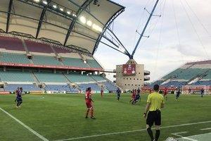 Обзор матча Гибралтар - Кипр - 1:2