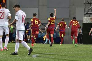 Обзор матча Андорра - Венгрия - 1:0