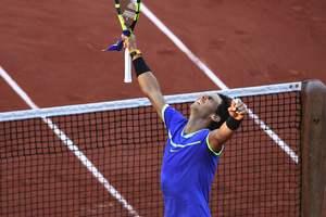 Надаль вышел в 10-й финал в карьере на Ролан Гаррос