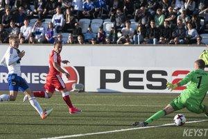 Обзор матча Фареры - Швейцария - 0:2