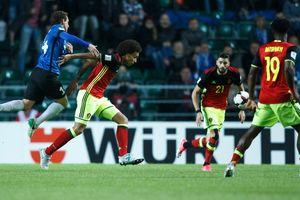 Обзор матча Эстония - Бельгия - 0:2