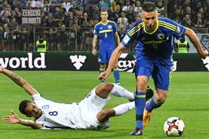 Обзор матча Босния - Греция - 0:0