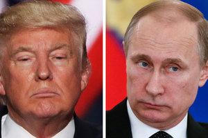 Стало известно, где и когда впервые встретятся Трамп и Путин