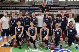 Сборная Украины назвала окончательный состав на Евробаскет-2017