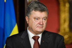 Порошенко поздравил Мэй с формированием нового правительства