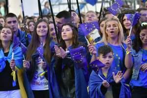 В Украине начал действовать безвизовый режим с ЕС