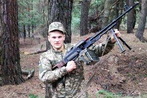 В бою за Желобок погиб военный из Днепропетровской области