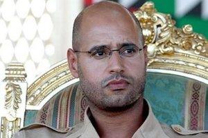 Сына убитого ливийского лидера Каддафи освободили по амнистии