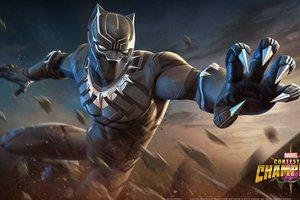 """Вышел первый трейлер фантастического блокбастера """"Черная пантера"""" от Marvel"""