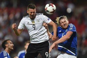 Обзор матча Германия - Сан-Марино - 7:0