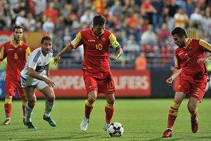 Обзор матча Черногория - Армения - 4:1