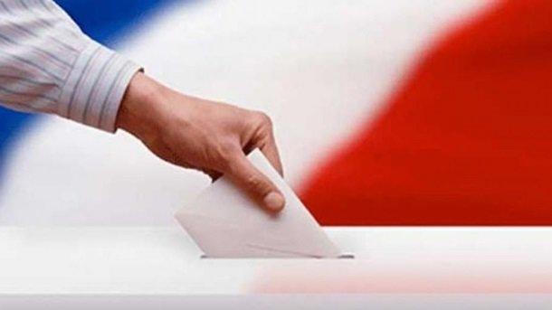 ВоФранции началось голосование напарламентских выборах