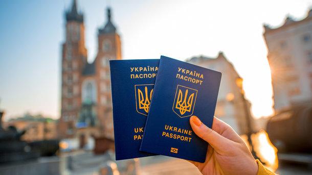 Украинские таможенники назвали число воспользовавшихся безвизом сЕС украинцев