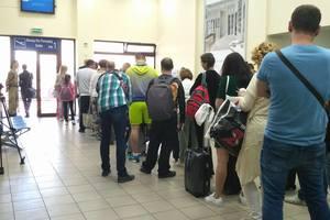 Более 1 400 украинцев уже воспользовались безвизом