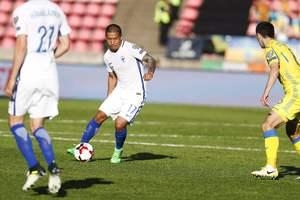 Финляндия - Украина - 1:2. Видео голов и обзор матча