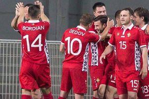 Молдова - Грузия - 2:2. Видео голов и обзор матча