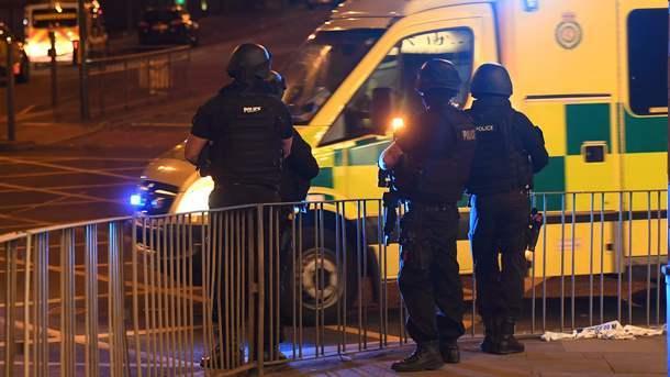 Все схваченные врамках расследования теракта вМанчестере отпущены насвободу