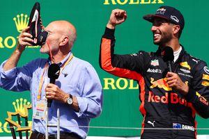 Гран-при Канады: победа Хэмилтона, Ферстаппен оставил Феттеля без подиума