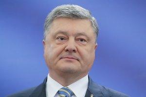 Порошенко поздравил сборную Украины по футболу с победой