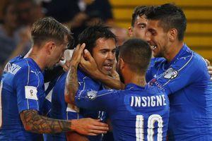 Обзор матча Италия - Лихтенштейн - 5:0