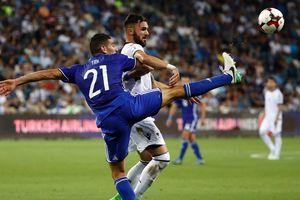 Обзор матча Израиль - Албания - 0:3