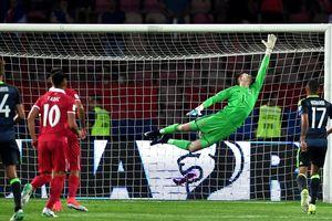 Обзор матча Сербия - Уэльс - 1:1