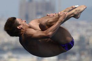 Прыжки в воду спортсмены и их секс