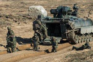 """В Литве стартовали учения НАТО """"Железный волк-2017"""""""