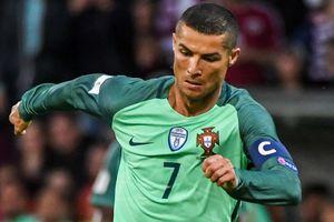 Роналду не вошел в топ-10 самых дорогих футболистов мира