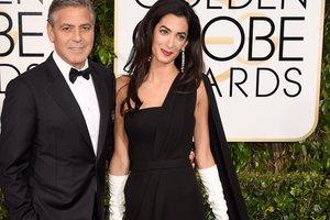 Джордж Клуни нанял новорожденным детям личную охрану