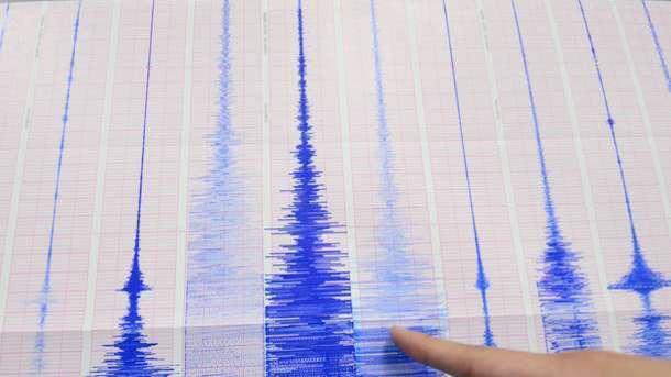 Наострове Лесбос случилось сильное землетрясение
